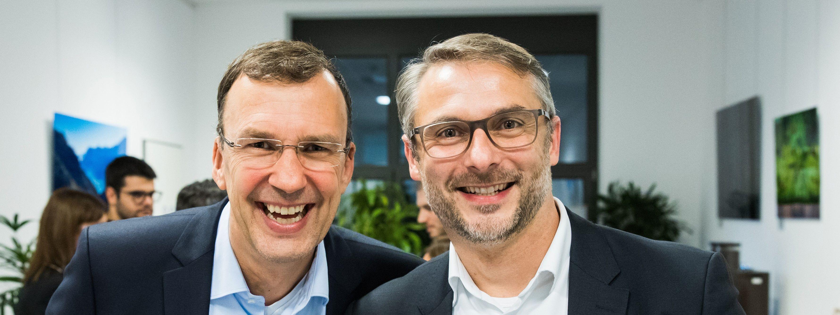 Utz Schäffer & Marko Reimer