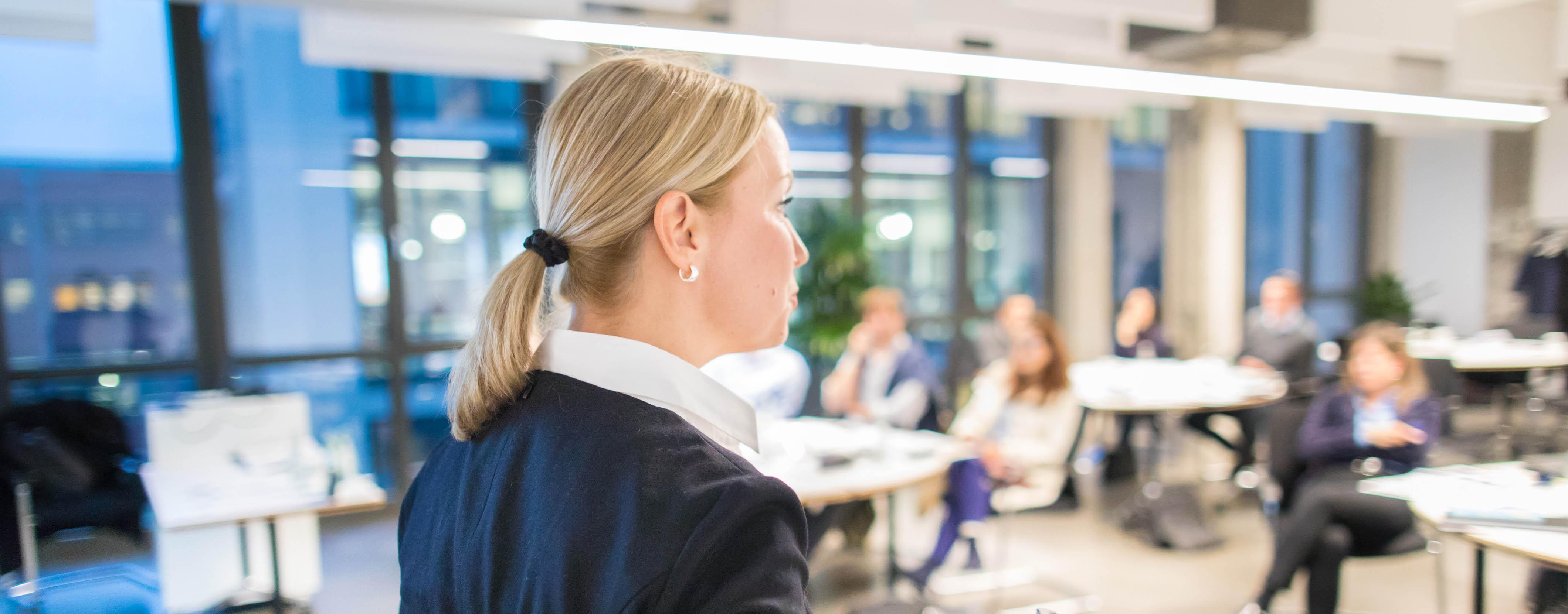 Führungskräfteweiterbildung für Digital Controlling an der WHU