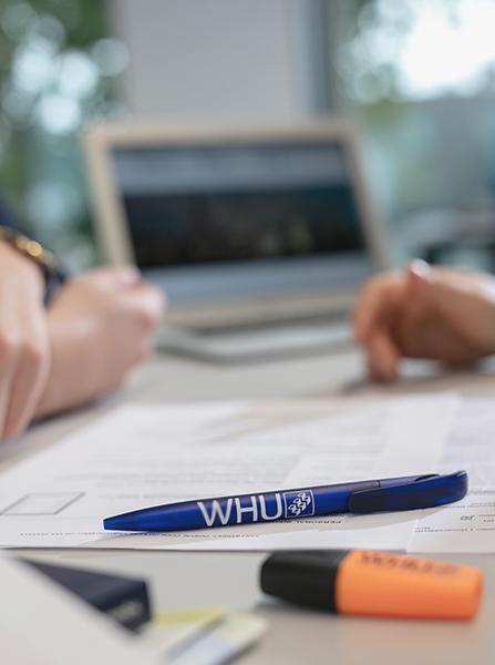 WHU Master in Management Master in Entrepreneurship Master in Finance verschiedene Finanzierungsmöglichkeiten